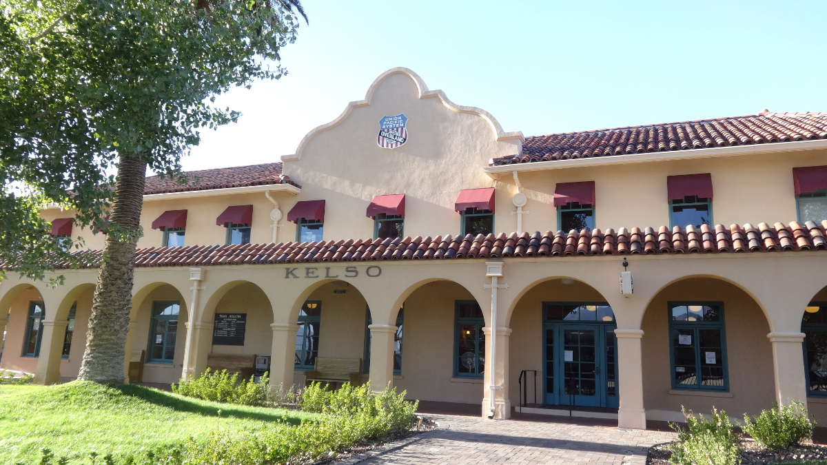 Kelso Museum